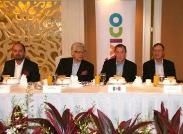 Promueve delegación de funcionarios y empresarios mexicanos inversiones en Singapur