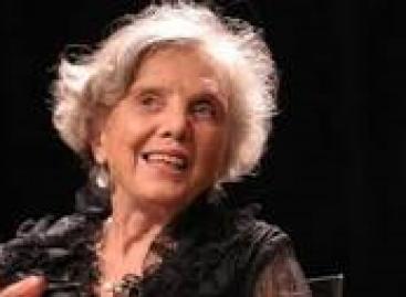 Otorgan a Elena Poniatowska el Cervantes de Literatura