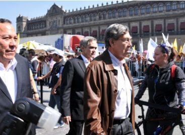 En unidad el PRD expresa un NO rotundo a la reforma privatizadora del gobierno federal