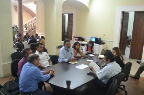 Garantiza Gobierno de Oaxaca cambio de poderes municipales