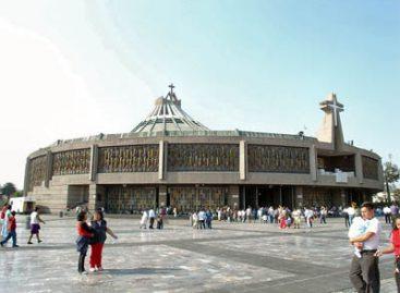 Monitorea Protección Civil del DF llegada y estancia de feligreses a la Basílica de Guadalupe