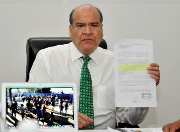 El Ayuntamiento capitalino no cederá a chantajes, hará respetar la ley: Villacaña Jiménez