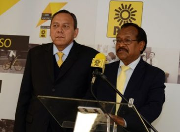 Acuerda Comisión Política del PRD ruta para la defensa de la riqueza petrolera