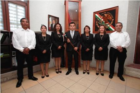 Presidente municipal de la Villa de Tamazulápam del Progreso