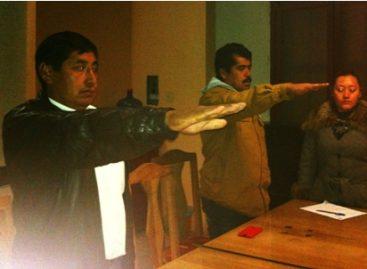 Toman protesta regidores de representación proporcional en Tamazulápam del Progreso, Oaxaca
