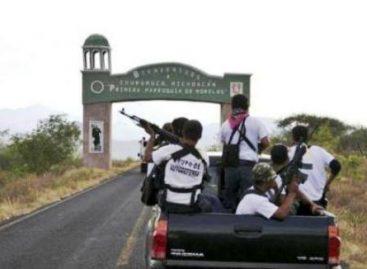 Solicita CNDH medidas cautelares por la situación violenta en el estado de Michoacán