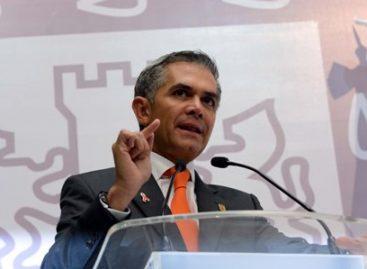 Sostendrá Mancera Espinosa encuentro con líderes del mundo, durante reunión del C40 en Johannesburgo