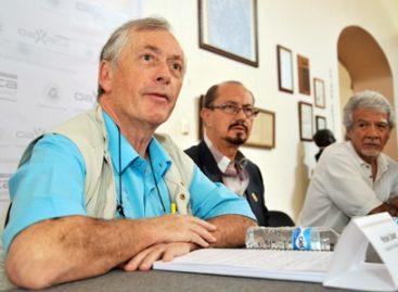 Elije Federación Francesa de Cicloturismo a Oaxaca de Juárez para iniciar paseo continental