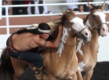 """Charros-Huasos. Encuentro entre dos culturas, México-Chile"", en Morelia, Michoacán"