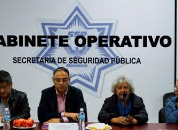 Oaxaca, ejemplo en acciones de gobierno en materia de seguridad: Laura Esquivel y Bertha Navarro