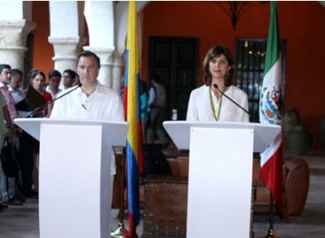 Celebran México y Colombia III Reunión del Mecanismo Bilateral de Concertación y Consultas Políticas