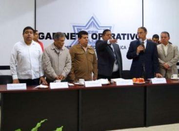 Rinde Baldemar Pérez protesta como subsecretario de Prevención y Reinserción Social, en Oaxaca