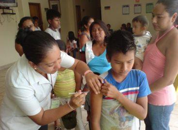 Suma DF 352 casos de influenza y 44 defunciones; aplican cerca de dos millones de vacunas