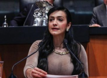 """Rechaza senadora haber participado en """"narcofiesta"""" y ser familiar de líder de grupo delictivo"""