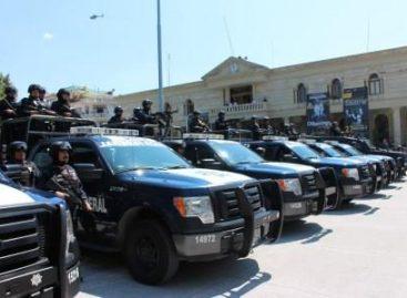 Implementa Policía Federal y autoridades de Guerrero, Programa de Cuadrantes en Chilpancingo