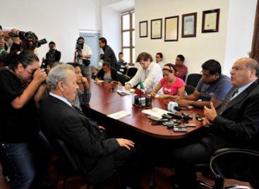 Descarta gobierno de la ciudad de Oaxaca privatizar servicio de recolección de basura
