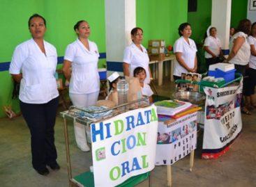 Aumentan en 29% casos de Enfermedades Diarreicas Agudas Severas en el Istmo de Oaxaca