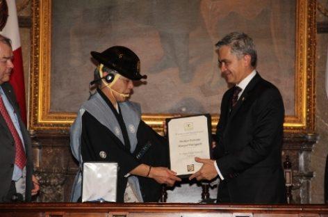Hay 400 años de relaciones diplomáticas entre México y Japón; nombran Huésped Distinguido a Hasekura Tsunetaka