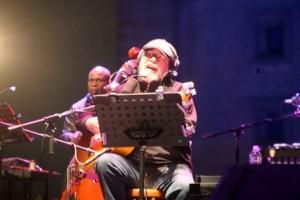 En concierto en el Zócalo capitalino