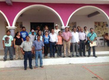 Reinician labores con normalidad en el municipio de San Gabriel Mixtepec, Oaxaca