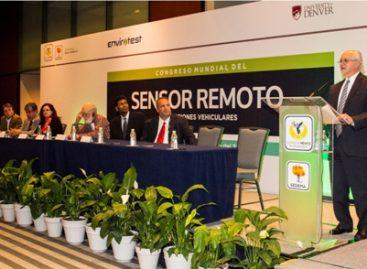 Clausuran Primer Congreso Mundial del Sensor Remoto de Emisiones Vehiculares