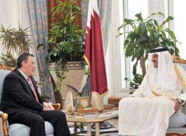 Concreta México acercamientos con Qatar; abren embajadas ambas naciones