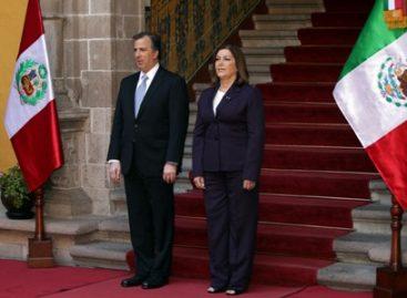 Firmarán México y Perú Acuerdo de Asociación Estratégica para profundizar relación