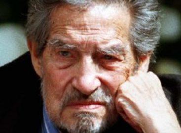 """Presentan """"Antología de textos políticos de Octavio Paz"""""""
