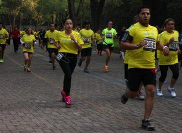 Corren tres mil personas en segundo entrenamiento rumbo al Maratón de la Ciudad de México
