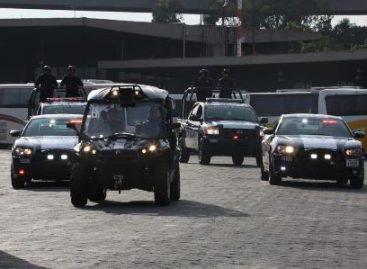 """Inicia operativo """"Semana Santa 2014"""" con despliegue de la Policía Federal en el país"""