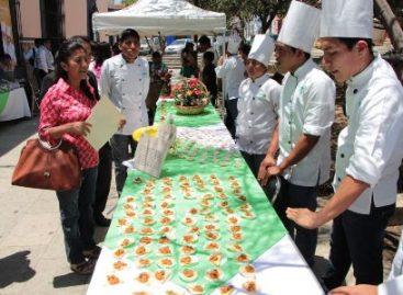 Promueve Universidad Tecnológica de Valles Centrales de Oaxaca cocina tradicional oaxaqueña