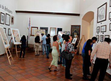 """Cobra vida la cultura y tradición de la capital con la exposición """"Carnavales de Oaxaca"""""""