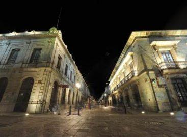 Invertirá Ayuntamiento de Oaxaca 1.7 millones de pesos para mejorar el alumbrado público