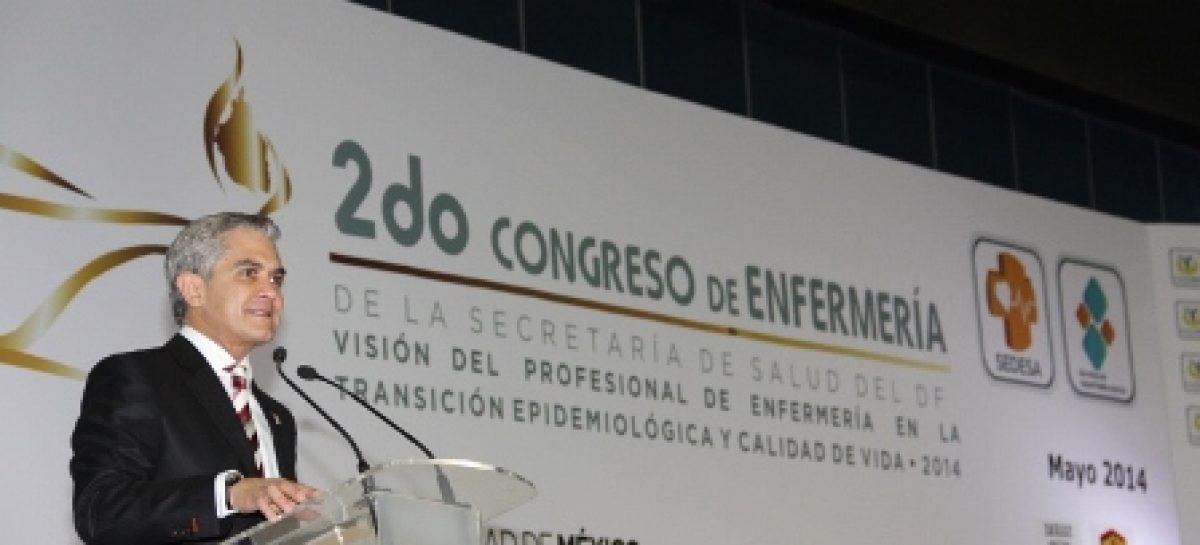 CDMX, a la delantera en América Latina con expediente clínico electrónico en instituciones de salud hacia 2015: Mancera