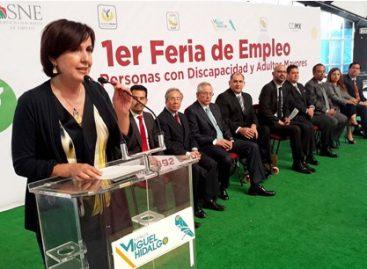 Ofrece GDF beneficios fiscales a empresas que contraten a personas con discapacidad y la tercera edad