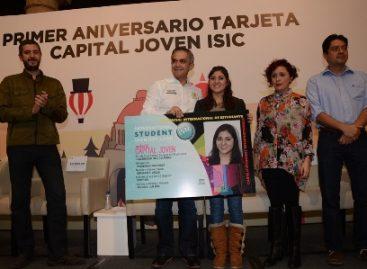 Apuntala CDMX desarrollo de juventudes con alianzas internacionales: Mancera Espinosa