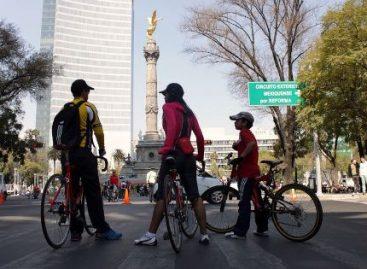 "Convocan a conmemorar 7° aniversario del ""Paseo Dominical Muévete en Bici CDMX"""
