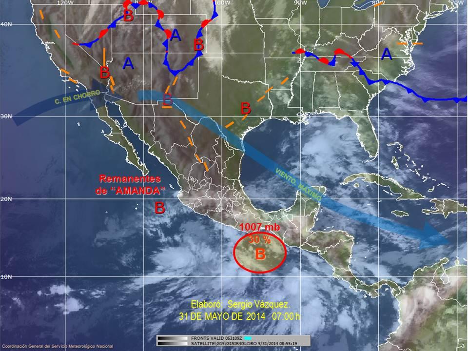 Clima May 31