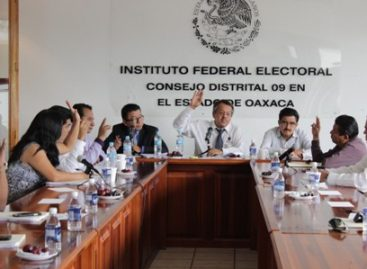 Designa IEEPCO a Francisco Javier Osorio Rojas como secretario general, en Oaxaca