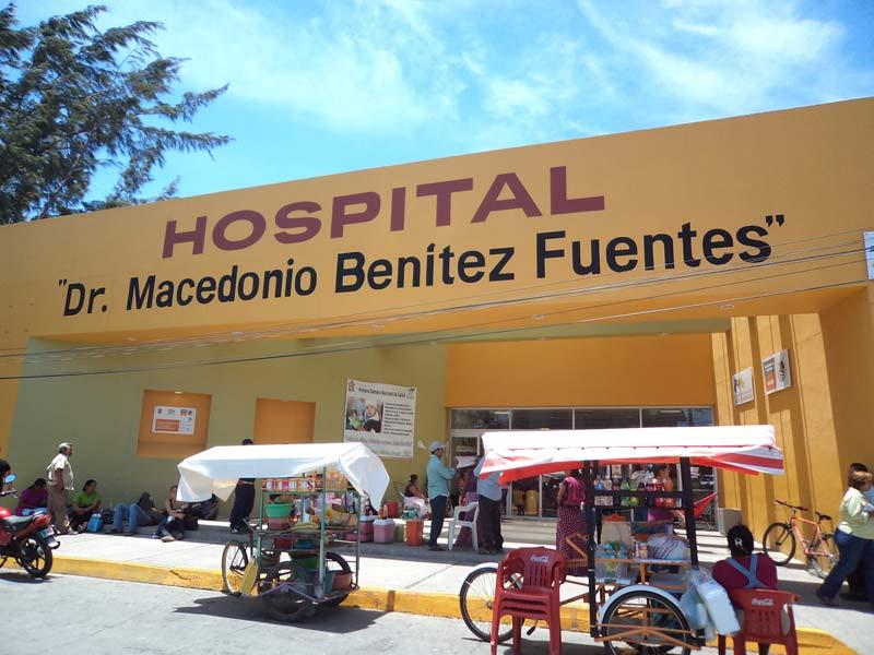 Juchitan Hospital