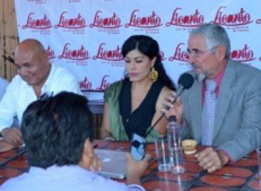 Ofrecerá LICANTO concierto enmarcado en el 482 aniversario de la ciudad de Oaxaca