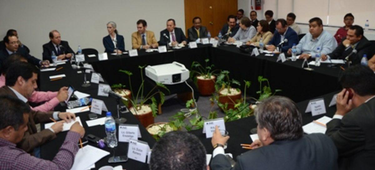 Organizará INE elección interna del PRD en agosto próximo: Zambrano Grijalva