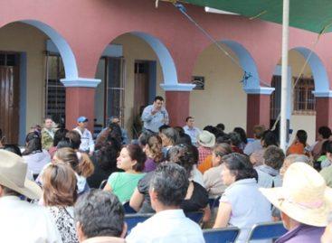 Realizan asamblea informativa en Ánimas Trujano, Oaxaca: IEEPCO
