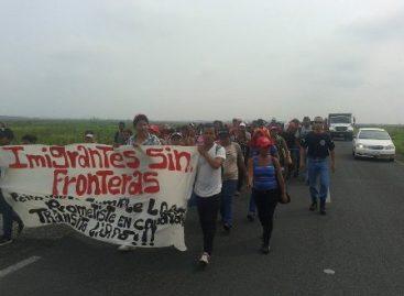 Incumplió Gobierno de Veracruz con apoyo a migrantes para resguardar su seguridad