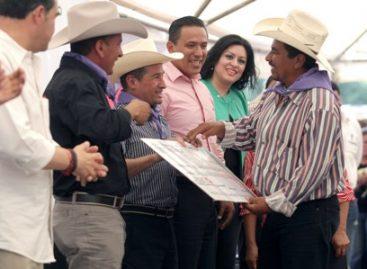 Comprará Diconsa 500 toneladas de frijol a pequeños productores de Guanajuato