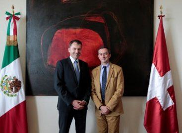 Celebran México y Suiza cuarta reunión del Mecanismo de Consultas Bilaterales sobre Temas Multilaterales