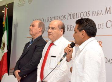 Más de 500 ediles del sur-sureste participan en la 4ª Reunión de la CONAMM, en Oaxaca de Juárez