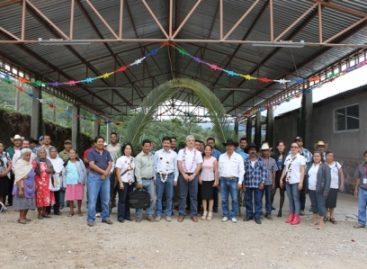 Migrantes oaxaqueños se suman a la Cruzada Nacional Contra el Hambre