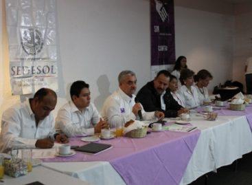 Ejercerá Sedesol más de 13 mmdp este año en Oaxaca: Aguilar San Sebastián