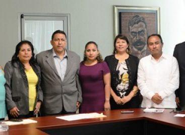 Cambia coordinador de diputados PRD Oaxaca sale Anselmo Ortiz entra Félix Serrano